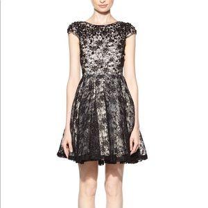 Alice & Olivia Aubree Embellished Dress Size 2